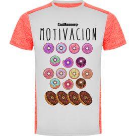 Camiseta-running-motivacion-donut